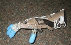 South African co-creates affordable prosthetic hand