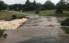 [GALLERY] Heavy rain, floods sweep through Gauteng