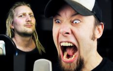 YouTuber puts a heavy-metal twist to songs and goes viral