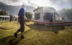 SanParks officials suspect arson caused Simon's Town fire