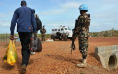 'SA peacekeepers in Sudan are safe'