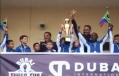 Cape Town u10 Soccer Team Wins International Tournament