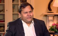 Where in the world is Ajay Gupta?