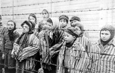 Auschwitz concentration camp liberated on this day (27 January) in 1945