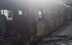 #UniteBehind condemns the recent arson attack on Metrorail trains