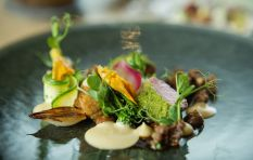 La Colombe restaurant in Constantia voted 7th best in the world!