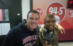 Ryan chats to Loyiso Gola