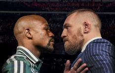 Mayweather Vs McGregor: Gloves off for money