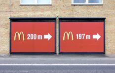 Does outdoor advertising work?
