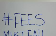 Fees Must Fall: 'No reason why Govt shouldn't ask listed companies for help'