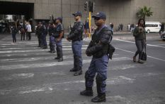 "Saps boss: Less than 5% of the police are ""contaminated"""