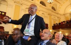 EFF disclosed their vote at Joburg Council where Mashaba was ushered in