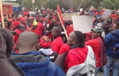 Eskom blinks, offers striking workers inflation-linked wage hike