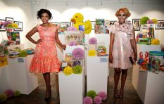BFF's Terry Pheto and Mampho Brescia promote fun learning with online toy store