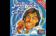"""John Berks (""""the least amiable man on radio"""") hilariously opens up about money"""