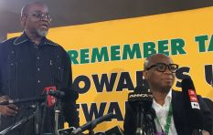 New ANC leadership must be firm on state capture - Mantashe at last SG address