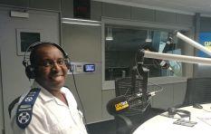 New Cape of Good Hope SPCA head Mqabuko Ndukwana shares his love of animals