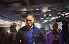 Comedians back Trevor Noah to pull perfect Daily Show start
