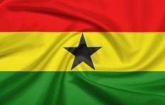 Lee Kasumba heads to Kumasi, Ghana ahead of Africa day