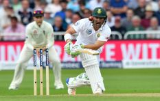 SA has upper hand in third test against England