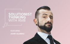 Solutionist Thinking: In Conversation with John Vlismas