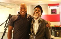 Billy Ocean's impromptu duet with Xolani Gwala