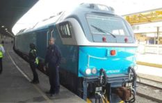 Prasa official insists that locomotive tests are standard procedure