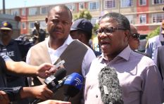 Mbalula claims Crime Intelligence officers want to discredit him