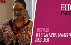 Capetonian urban revivalist Bulelwa Makalima-Ngwewana is your #FridayStandIn