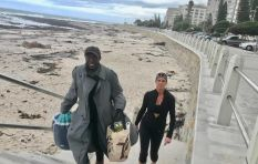 Sea Point community help homeless man find job