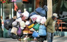 City census finds at least 7383 Capetonians are homeless and investigates at why