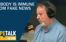 [WATCH] John Maytham: Nobody is immune to fake news