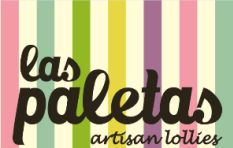 Las Paletas supply artisan lollies made from 100% natural products