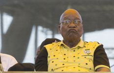 What are Zuma's options now?
