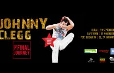 Meet Johnny Clegg, a legend of legends on his final journey