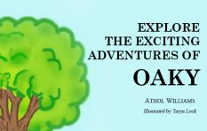 Kids get to explore the Adventures of Oaky in audio this holiday