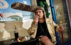 Afrikaans rapper Jack Parow launches his own brandy for the 'mense'