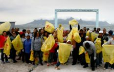 Record numbers of Volunteers Participate in international Coastal Clean-Up Day