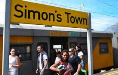 Work commences to remove sand from railway tracks in Simon's Town