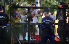 Hungary shuts EU border, taking migrant crisis into its own hands