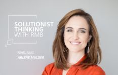 Solutionist Thinking: In Conversation with Arlene Mulder