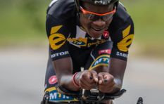 Cyclist Nicholas Dlamini keen to tackle Tour de France in two years