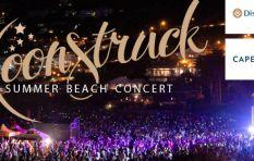 Moonstruck 2016 Summer Beach Concert at Clifton 4th