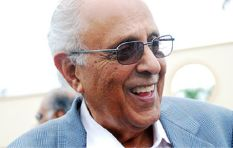 Ahmed Kathrada inspired by 'spirit and discipline of #FeesMustFall students'