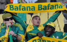#AFCON Good luck Bafana! We have your back