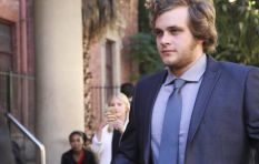 Van Breda's injuries match patterns of self-inflicted injury, court told