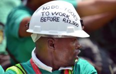 We don't expect Cosatu to come against R20 p/h minimum wage- Labour Department