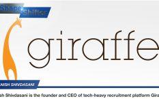 Giraffe mobile app is making waves in the job recruitment market