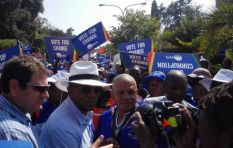 DA to 'up the ante' on mass action against Zuma