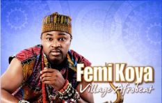 Africa State of Mind: ''They call me the real Makoya' - Femi Koya, musician
